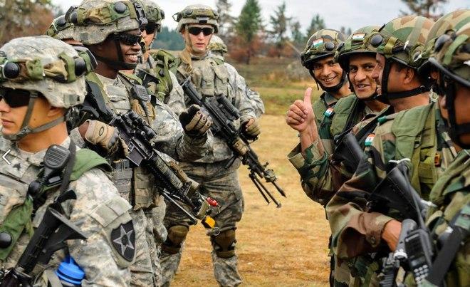 Nga không thể giúp Ấn Độ trừng trị Trung Quốc, New Delhi tìm ngay đến Mỹ: Liên minh mới? - Ảnh 1.