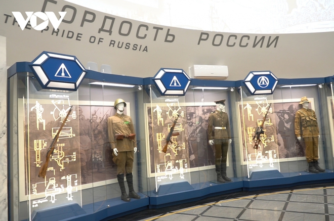 Độc đáo bảo tàng vũ khí Kalashnikov tại Cộng hòa Udmurtia (Nga) - Ảnh 1.