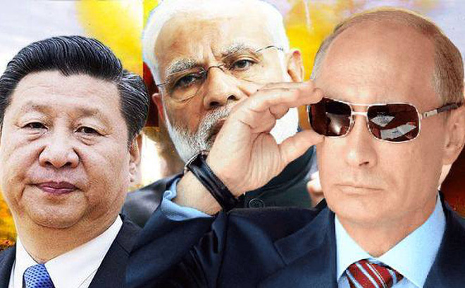 Cái gật đầu của TT Putin sẽ đưa viễn cảnh đen tối tới sát vách Trung Quốc