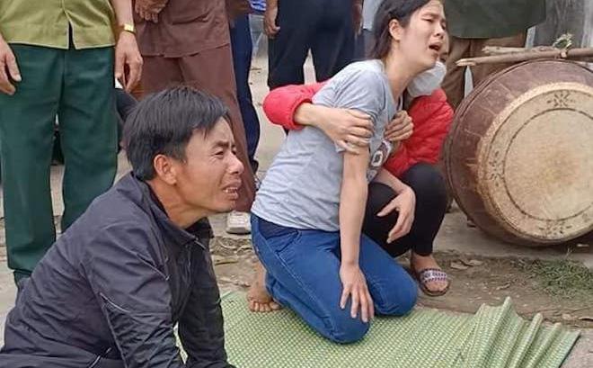Công an vào cuộc vụ 2 anh em tử vong thương tâm dưới hố chôn cột điện