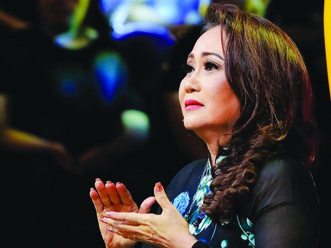 Nghệ sĩ Thanh Hằng: Câu nói của Hoài Linh khiến tôi bất ngờ lắm - Ảnh 1.