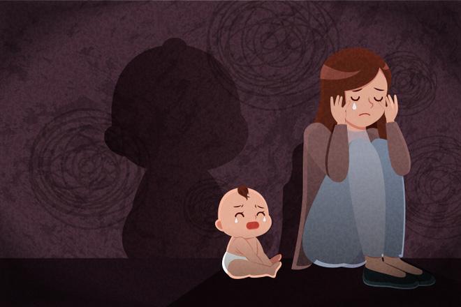 Bà mẹ trẻ thú nhận có suy nghĩ tiêu cực làm hại con, rung lên hồi chuông cảnh báo về trầm cảm sau sinh - Ảnh 4.