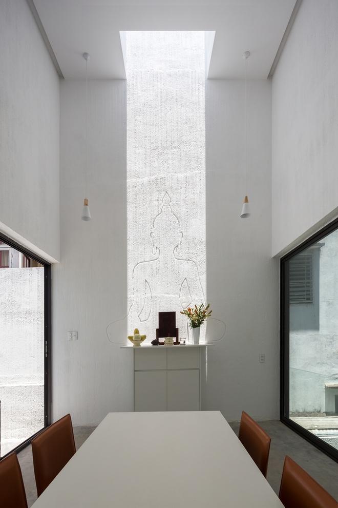 Đà Nẵng: Ngôi nhà có sàn bê tông, trát bằng cát thô, vữa xi măng xuất hiện lạ lẫm trên báo - Ảnh 10.