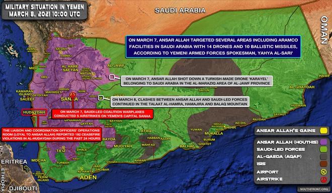 Bị hàng trăm tên lửa tấn công tới tấp, đồng minh của Mỹ cầu cứu Nga - Quân đội Syria đứng trước hiểm họa mới, Moscow lập tức cảnh báo - Ảnh 1.