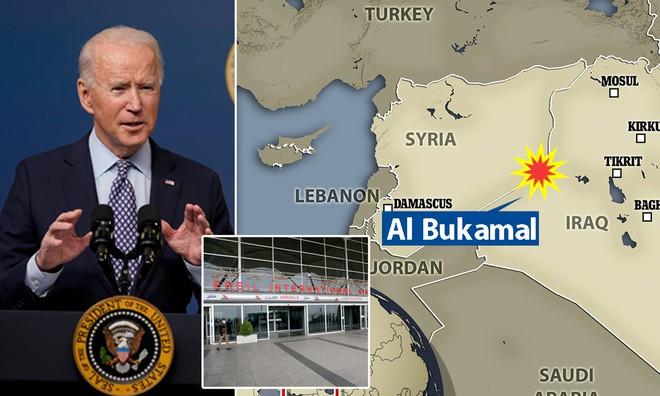 TT Mỹ Biden thất bại toàn tập: Lệnh tấn công Syria khi không biết gì về mục tiêu? - Ảnh 2.
