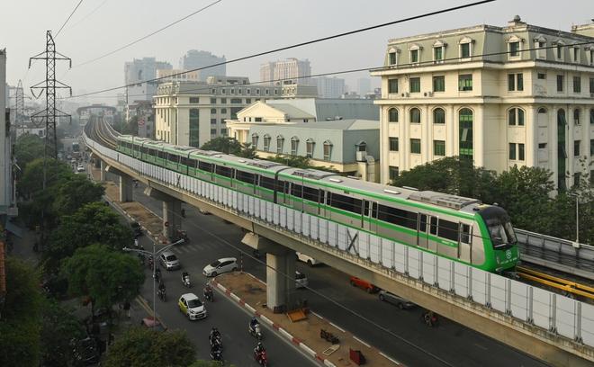 Đường sắt Cát Linh - Hà Đông sẽ được bàn giao đúng hẹn vào cuối tháng Ba? - Ảnh 1.