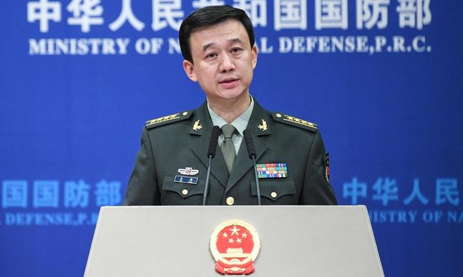 Hai chữ biến mất khỏi báo cáo của Thủ tướng Trung Quốc: Thông điệp sắc lạnh về thu phục Đài Loan - Ảnh 1.