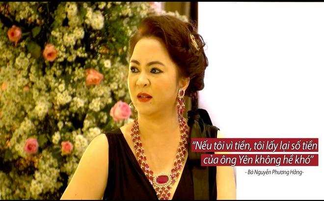 """Vợ đại gia Dũng """"lò vôi"""": Tố cáo ông Võ Hoàng Yên không phải chỉ vì số tiền 152 tỷ đồng…"""