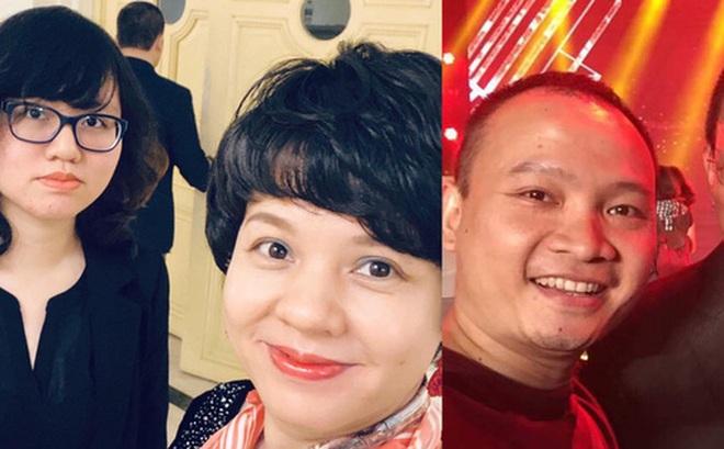 Cậu ấm, cô chiêu nhà MC VTV: Con trai Hải Đăng của Lại Văn Sâm tài giỏi ai cũng biết, nhưng bất ngờ là học vấn của con gái Diễm Quỳnh, Tạ Bích Loan
