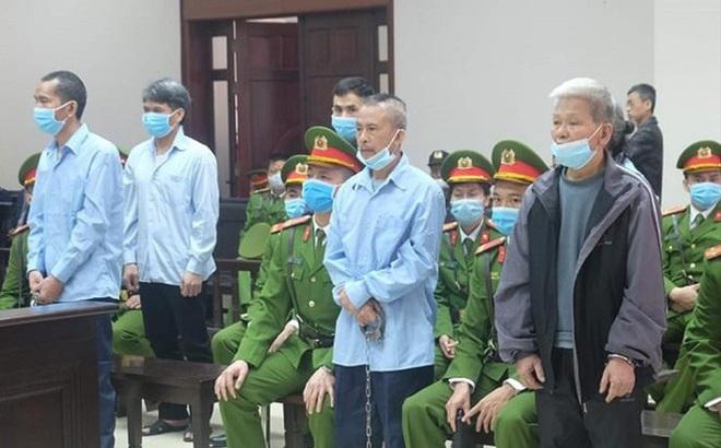 Xử phúc thẩm vụ án Đồng Tâm: Y án tử hình Lê Đình Công, Lê Đình Chức về tội giết người