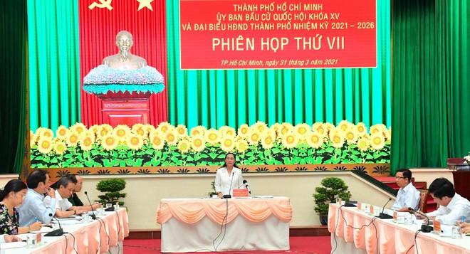 5 người rút đơn tự ứng cử đại biểu Quốc hội, HĐND TPHCM - Ảnh 1.
