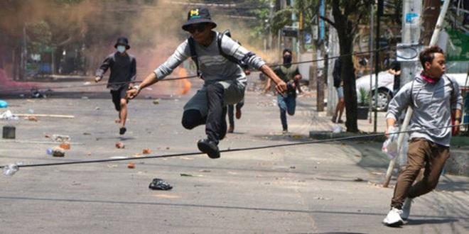 Quân đội Myanmar ra lệnh ngừng bắn 1 tháng - Ảnh 2.