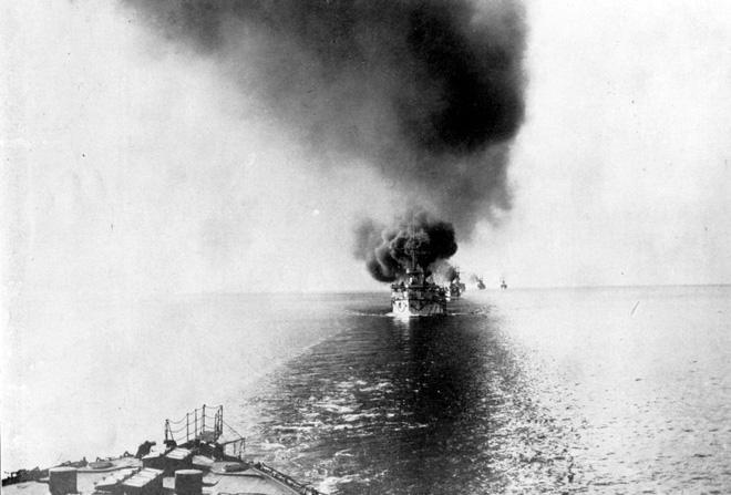 Thế chiến Zero: Hạm đội Nga tan tành, căn cứ trọng yếu thất thủ, Moskva thỏa thuận tủi hổ trước Nhật - Ảnh 3.