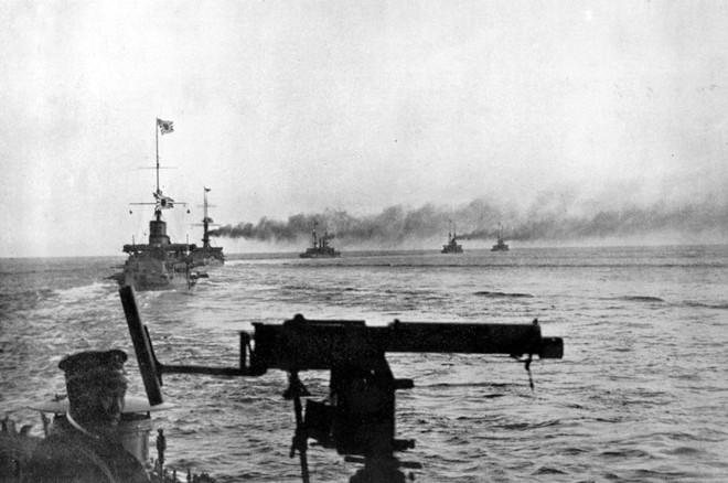 Thế chiến Zero: Hạm đội Nga tan tành, căn cứ trọng yếu thất thủ, Moskva thỏa thuận tủi hổ trước Nhật - Ảnh 4.