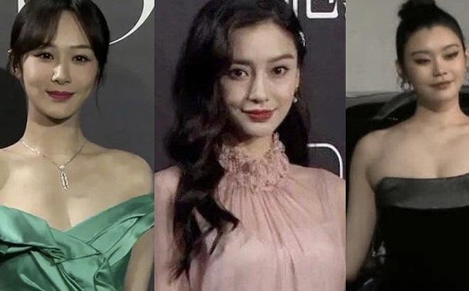 Ảnh không PTS của dàn người đẹp tại Bazaar Icons: Dương Tử lộ đầu to, Ming Xi tăng cân chóng mặt, chỉ có 1 người 'cân' được tất