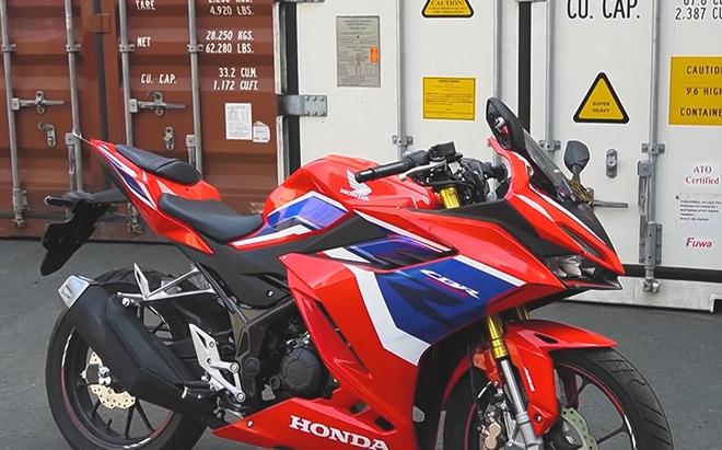 Cận cảnh Honda CBR150R 2021 quái thú đầu tiên về Việt Nam, thừa sức cân Yamaha R15 - Ảnh 1.