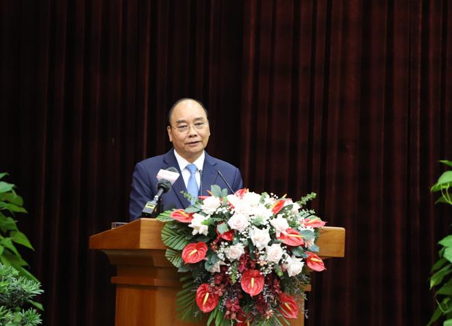 Chủ tịch nước Nguyễn Xuân Phúc: Đà Nẵng – Quảng Nam phải thành địa phương đáng sống,  thiên đường du lịch an toàn của quốc tế - Ảnh 2.