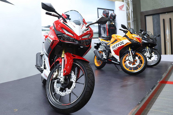 Cận cảnh Honda CBR150R 2021 quái thú đầu tiên về Việt Nam, thừa sức cân Yamaha R15 - Ảnh 4.