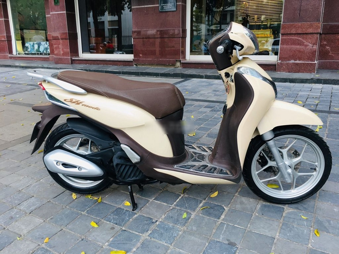 Honda SH Mode  bán rẻ 30 triệu, hàng lướt ngang giá Honda Vision có nên gom lúa mua? - Ảnh 3.