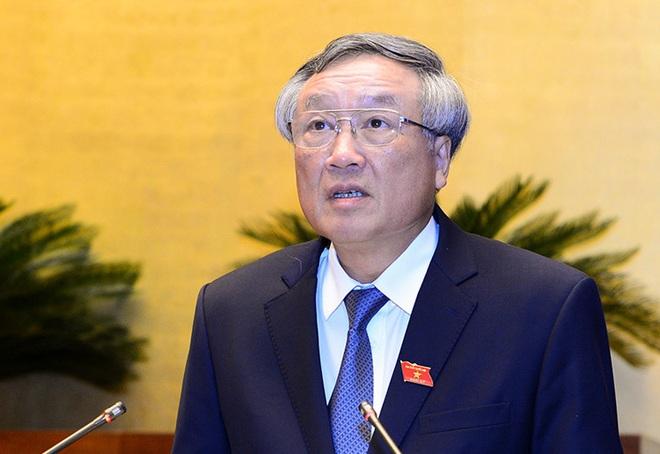 Chân dung 4 Ủy viên Bộ Chính trị vừa được phân công tham gia Ban Bí thư khóa XIII - Ảnh 5.
