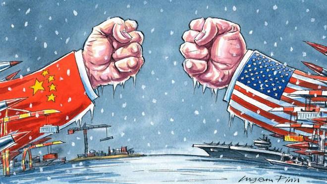 Từ tiếng bật cười ha ha của Stalin tới bài học Chiến tranh Lạnh cho quan hệ Mỹ-Trung giữa thời kì buốt giá - Ảnh 3.