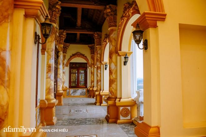 Đến thăm tòa lâu đài khủng nhất tỉnh Hưng Yên, vị đại gia nổi tiếng giản dị bật mí về giá trị thực sự của công trình làm nhiều người khó tưởng tượng - Ảnh 14.