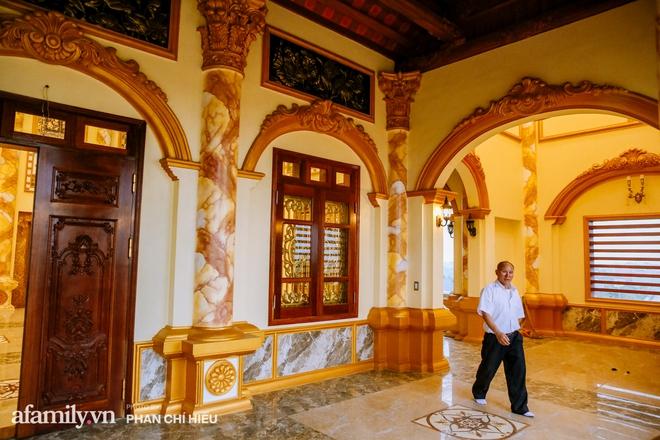 Đến thăm tòa lâu đài khủng nhất tỉnh Hưng Yên, vị đại gia nổi tiếng giản dị bật mí về giá trị thực sự của công trình làm nhiều người khó tưởng tượng - Ảnh 15.