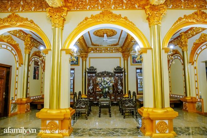 Đến thăm tòa lâu đài khủng nhất tỉnh Hưng Yên, vị đại gia nổi tiếng giản dị bật mí về giá trị thực sự của công trình làm nhiều người khó tưởng tượng - Ảnh 16.