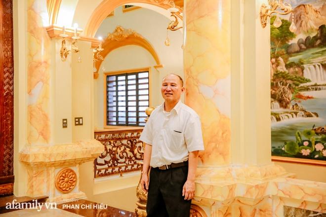 Đến thăm tòa lâu đài khủng nhất tỉnh Hưng Yên, vị đại gia nổi tiếng giản dị bật mí về giá trị thực sự của công trình làm nhiều người khó tưởng tượng - Ảnh 4.