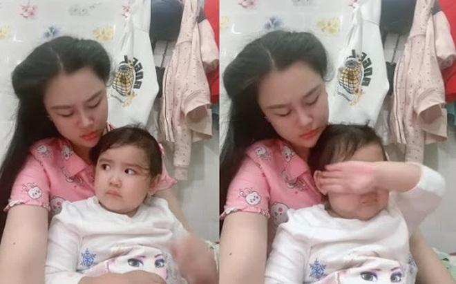Khổ như vợ 2 Vân Quang Long: Chồng mất chưa lâu đã bị nói tham tiền, con nhỏ bị nghi về huyết thống