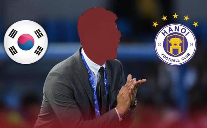 """Rộ tin bầu Hiển """"phá két"""", mời thầy cũ Xuân Trường từ Hàn Quốc sang dẫn dắt Hà Nội FC"""