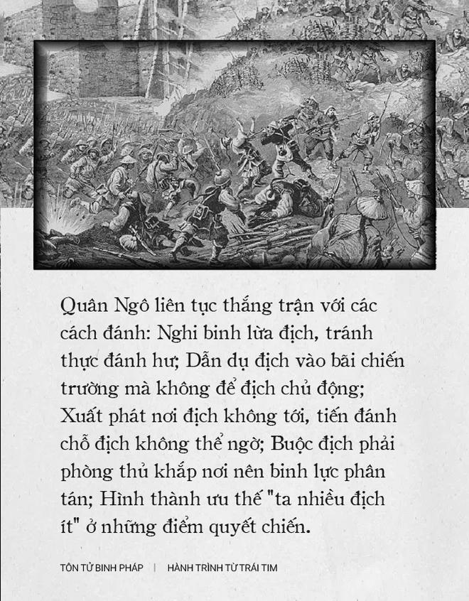 Thập Nhị Binh Thư - Binh thư số 4: Tôn Tử binh pháp - Ảnh 4.
