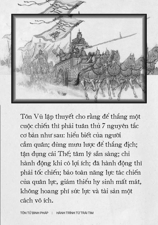 Thập Nhị Binh Thư - Binh thư số 4: Tôn Tử binh pháp - Ảnh 6.