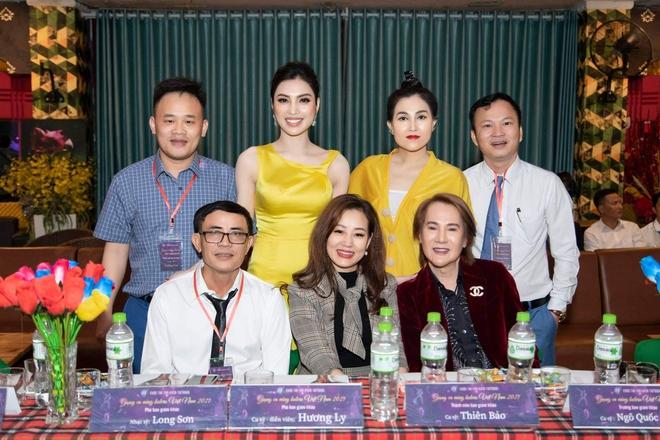 Kim Huyền Sâm đắt show ngồi ghế nóng - Ảnh 5.