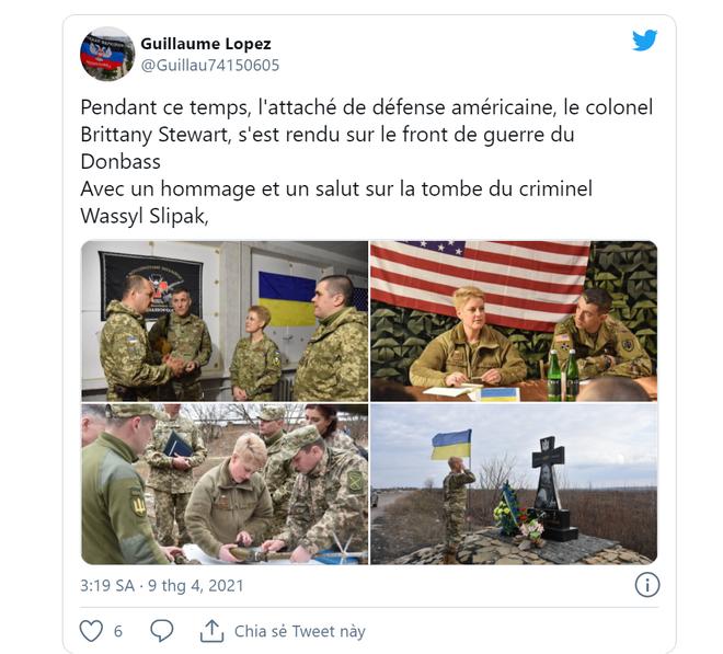 """Ukraine hay là chết"""" - Mỹ truyền đi thông điệp thách thức; Lộ kế hoạch lớn của Nga khi điều tàu đổ bộ đến Biển Đen - Ảnh 1."""