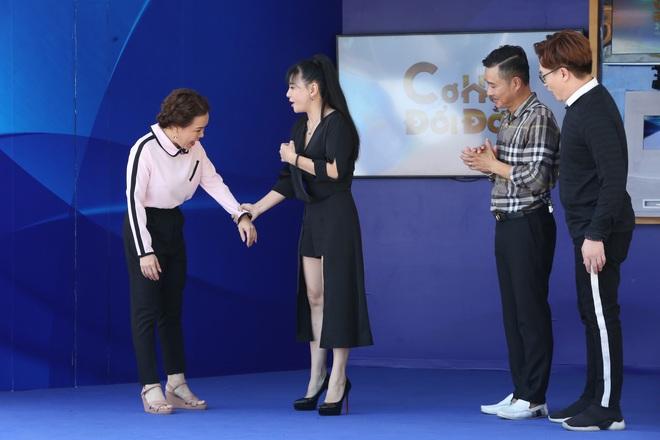 Việt Hương: Tôi cũng chỉ là con cóc ké, bám theo người khác - Ảnh 5.