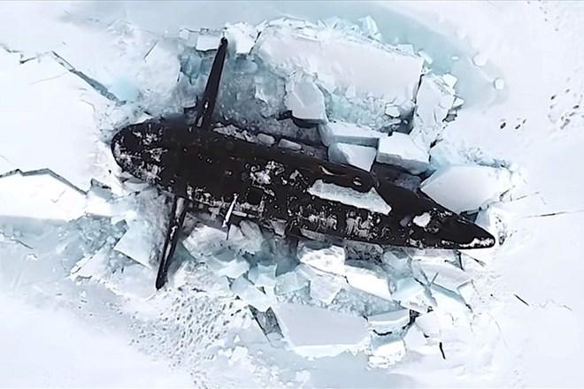 1 tàu ngầm Mỹ có thể đánh chìm 3 tàu ngầm hạt nhân Nga: Gót chân Achilles lộ diện - Ảnh 1.