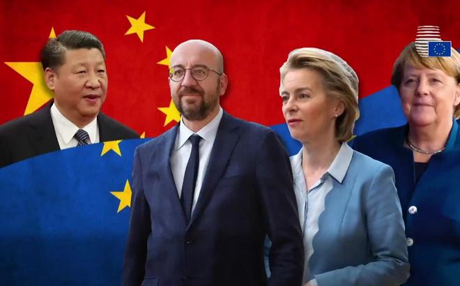 Khủng hoảng ngoại giao với EU bùng lên chưa từng thấy, Trung Quốc đang làm đúng điều Mỹ muốn
