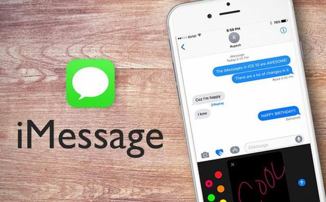 Apple thừa nhận lý do iMessage sẽ không bao giờ xuất hiện trên Android