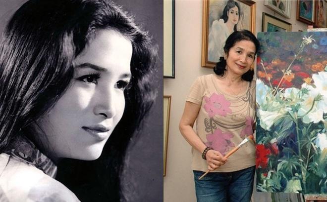 NSND Trà Giang: Người đẹp nức tiếng của điện ảnh Việt một thời bây giờ ra sao?
