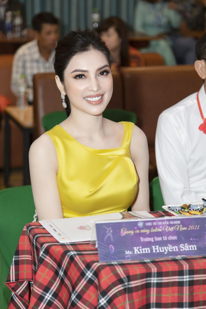 Kim Huyền Sâm đắt show ngồi ghế nóng - Ảnh 6.