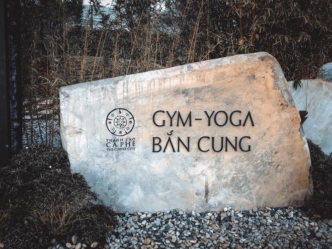Cận cảnh khu rèn luyện Tâm - Thân - Trí xịn xò, rộng 4.000 m2 của ông Đặng Lê Nguyên Vũ - Ảnh 2.
