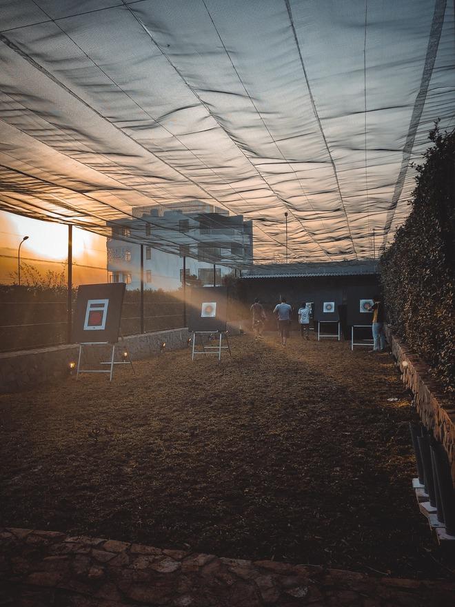 Cận cảnh khu rèn luyện Tâm - Thân - Trí xịn xò, rộng 4.000 m2 của ông Đặng Lê Nguyên Vũ - Ảnh 10.