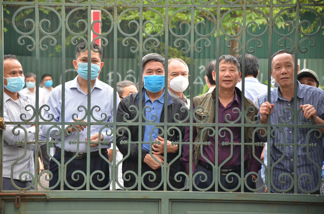 Dàn cựu lãnh đạo thép Việt Nam tuổi U70 hầu tòa cùng đồng phạm vì làm thất thoát 830 tỷ tại Tisco - Ảnh 3.