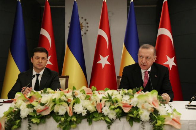 Thổ Nhĩ Kỳ tiến thoái lưỡng nan trước căng thẳng Nga - Ukraine - Ảnh 1.
