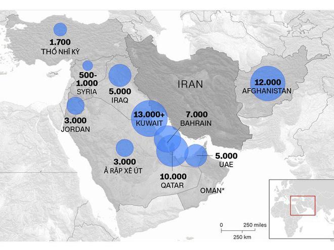 Thế khó của Mỹ trong kế hoạch rút lực lượng khỏi Trung Đông - ảnh 1