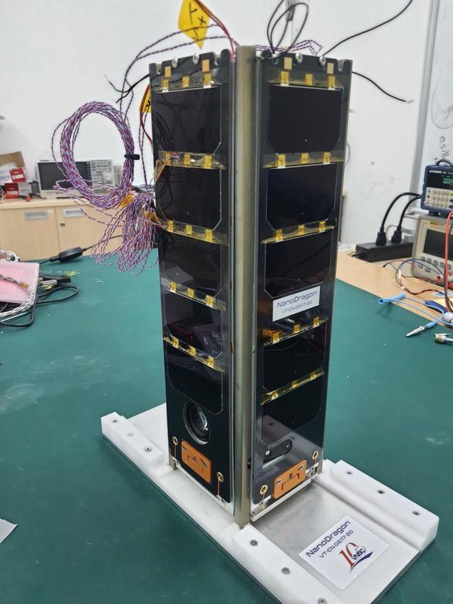 Thử nghiệm thành công, vệ tinh Việt Nam sẵn sàng lên vũ trụ - Ảnh 1.