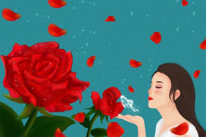 3 ngày sau ly hôn, người đàn ông quen mắt mang hồng đỏ tới tỏ tình khiến tôi chấn động - Ảnh 1.