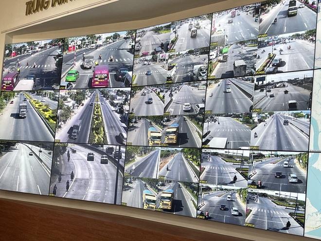 Nóng: Khám phá hệ thống mắt thần trên Quốc lộ 51 từ Trung tâm chỉ huy  - Ảnh 3.