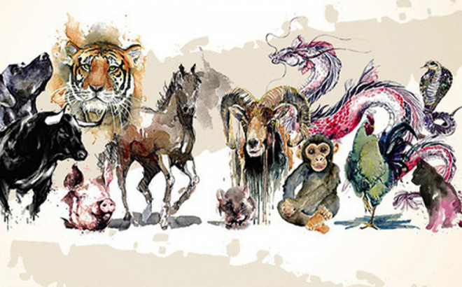 Từ mồng 1 tháng 3 âm có 4 con giáp dễ phất lên: Xui xẻo qua hết, tiền bạc dư dả